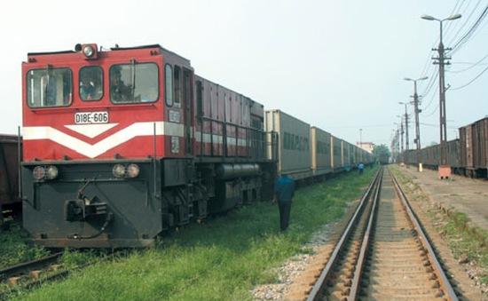 """Gỡ """"điểm nghẽn"""" hạ tầng - Cơ hội nâng cao năng lực cho vận tải đường sắt"""