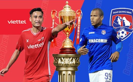 CLB Viettel - Than Quảng Ninh: Thách thức nhà đương kim vô địch V.League (19h15 hôm nay, 16/4)