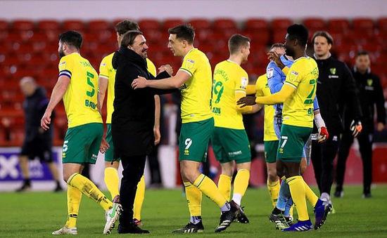 Norwich giành quyền trở lại giải ngoại hạng Anh mùa tới