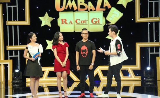 """Bà xã nhạc sĩ Dương Khắc Linh thừa nhận tham gia gameshow chỉ để """"làm cảnh"""""""