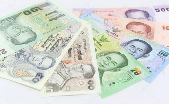 Đồng Baht Thái Lan trở thành đồng tiền mất giá nhiều nhất tại Đông Nam Á