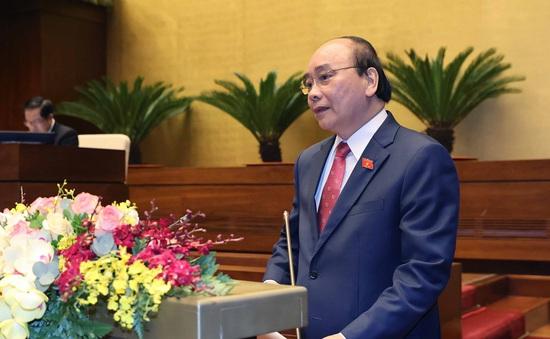 Quốc hội thống nhất miễn nhiệm Thủ tướng Nguyễn Xuân Phúc