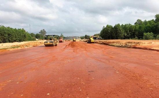 Nghiêm cấm trục lợi, nâng giá vật liệu xây dựng dự án cao tốc Bắc - Nam