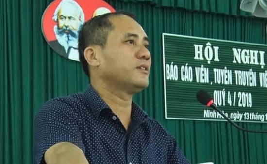 Tỉnh Khánh Hòa tập trung làm rõ nguyên nhân tử vong của Bí thư phường Ninh Hiệp