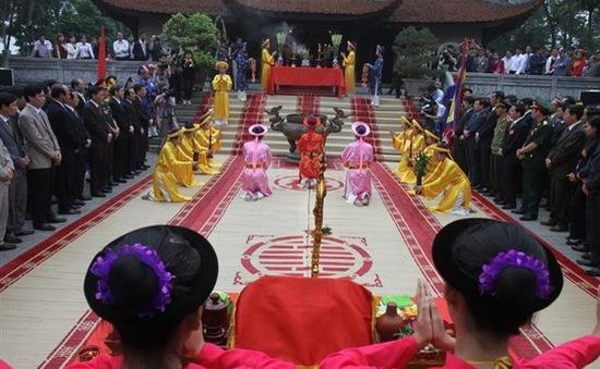 Ngày chính hội Giỗ Tổ Hùng Vương: Nhiều hoạt động ý nghĩa tại Đền Hùng