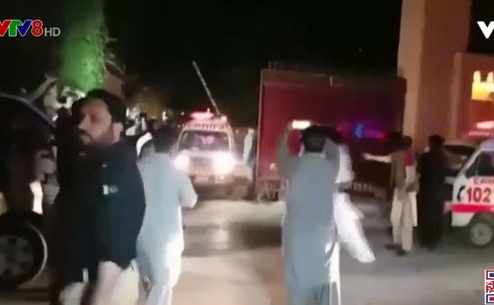 Pakistan: Nổ bom tại khách sạn có Đại sứ Trung Quốc