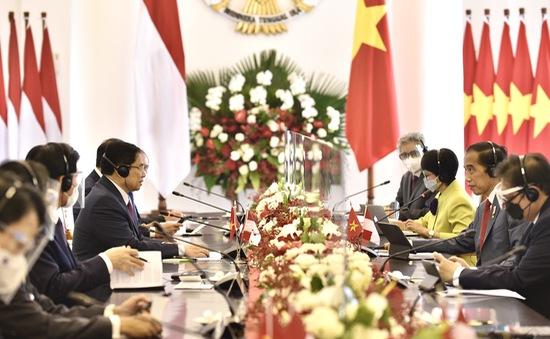 Phấn đấu sớm đưa kim ngạch thương mại Việt Nam - Indonesia đạt 10 tỷ USD