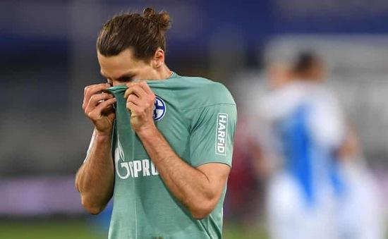 Nội bộ Schalke 04 rối ren sau khi chính thức rớt hạng