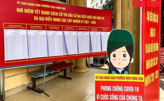 Bầu cử đại biểu Quốc hội và HĐND tại Hà Nội, TP Hồ Chí Minh, Đà Nẵng có điểm gì khác biệt?