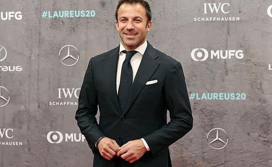 Alessandro Del Piero đứng trước cơ hội lãnh đạo Juventus
