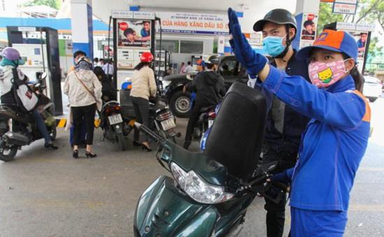 Giá xăng có thể tăng trở lại vào ngày mai (27/4)