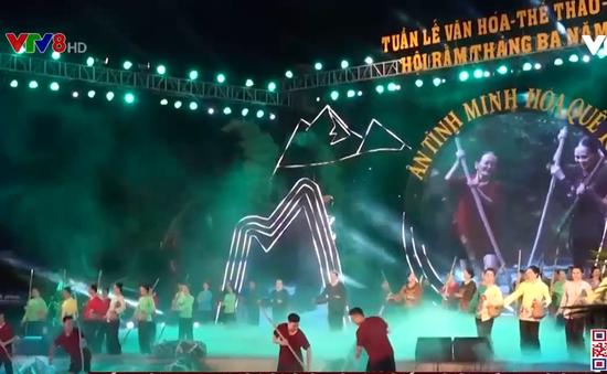 Đặc sắc lễ hội Rằm Tháng Ba nơi vùng cao Quảng Bình