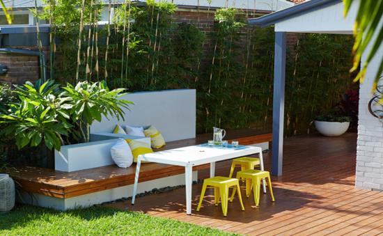 10 ý tưởng thiết kế cho không gian thư giãn ngoài trời