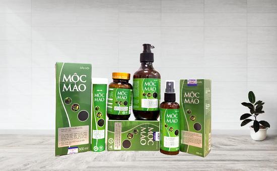 Combo chăm sóc tóc Mộc Mao – Cho mái tóc đen, dày, ngăn ngừa gẫy rụng hiệu quả
