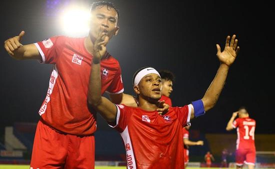 CLB Hải Phòng 2–0 Sông Lam Nghệ An: Chiến thắng quan trọng
