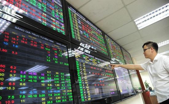 VN-Index tăng hơn 9 điểm