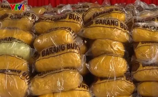 Indonesia phá đường dây ma túy lớn, tiêu diệt 1 đối tượng