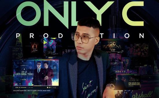Bắt tay Karik ra MV mới, Only C đạt ngay nút vàng YouTube