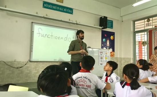 TP Hồ Chí Minh không thí điểm dạy tiếng Hàn, tiếng Đức là Ngoại ngữ 1
