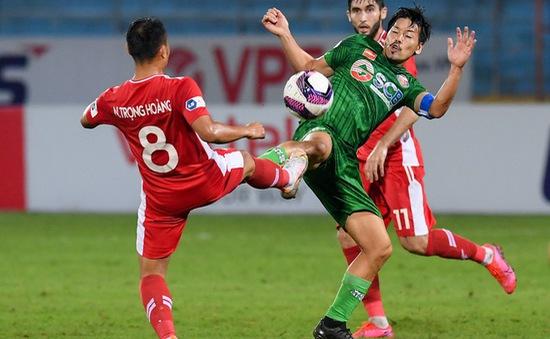 CLB Viettel 3–0 CLB Sài Gòn: Đương kim vô địch V.League thắng tưng bừng tại Hàng Đẫy