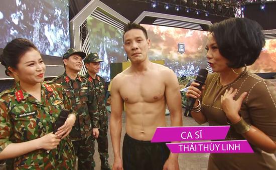 Thái Thùy Linh khuấy động Chúng tôi chiến sĩ 2021