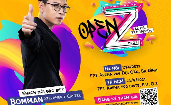 Lễ hội trải nghiệm OPEN Z – Hướng nghiệp cho giới trẻ