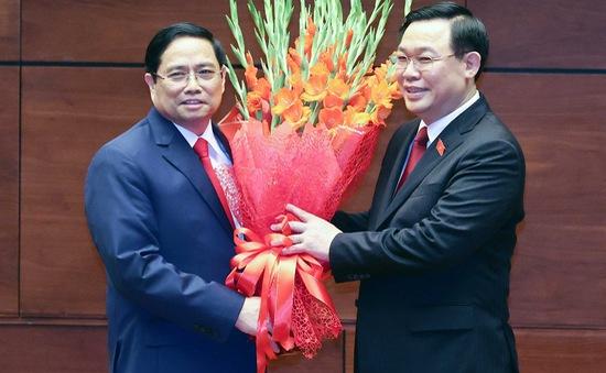 Tân Thủ tướng Phạm Minh Chính: Nguyện mang hết sức mình phụng sự Tổ quốc, phục vụ Nhân dân