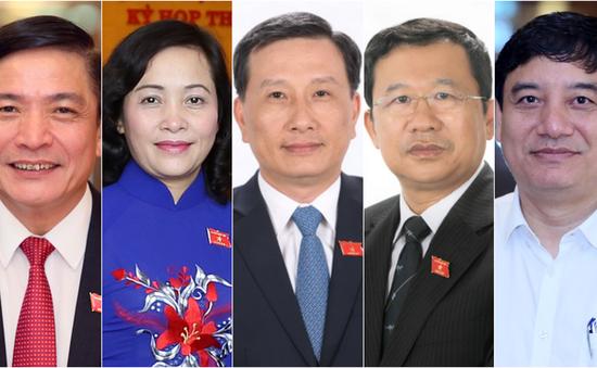 Chân dung 5 Ủy viên Ủy ban Thường vụ Quốc hội mới được bầu
