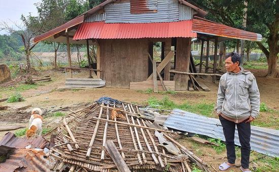 Xả lũ gây thiệt hại cho dân, Thủy điện Đăk Mi 4 vẫn chưa đền bù