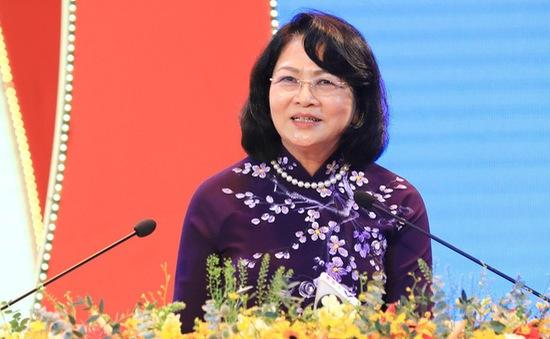 Miễn nhiệm chức vụ Phó Chủ tịch nước với bà Đặng Thị Ngọc Thịnh