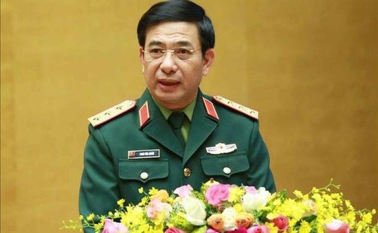 Tóm tắt tiểu sử Bộ trưởng Bộ Quốc phòng Phan Văn Giang