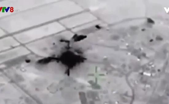 Căn cứ quân sự của Mỹ ở Iraq bị tấn công tên lửa