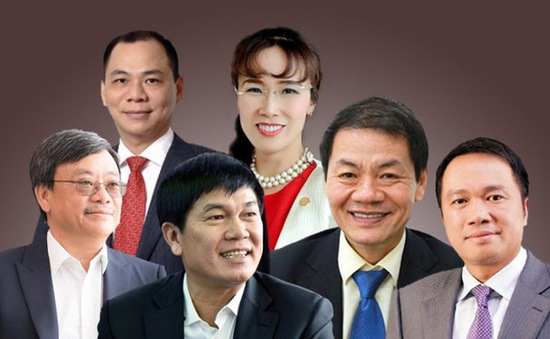 Việt Nam có 6 tỷ phú đô la