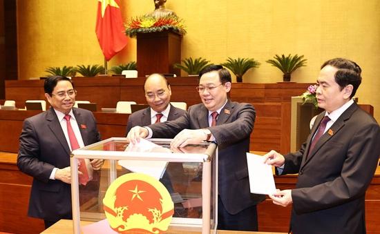 TRỰC TIẾP: Bế mạc kỳ họp thứ 11, Quốc hội khóa XIV