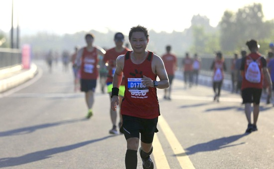 TP Hồ Chí Minh cấm xe nhiều tuyến phố phục vụ giải Marathon quốc tế