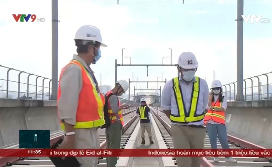 Nguy cơ phải sửa toàn bộ 1.138 gối cao su tuyến Metro số 1