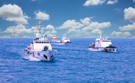 Tăng tàu và lực lượng tuần tra cho tuyến đầu chống dịch