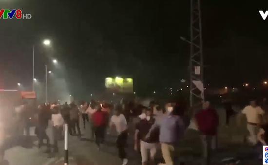 Tấn công rocket từ Dải Gaza nhằm vào miền Nam Israel