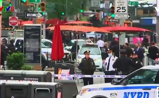 Xả súng ở thành phố New York (Mỹ)