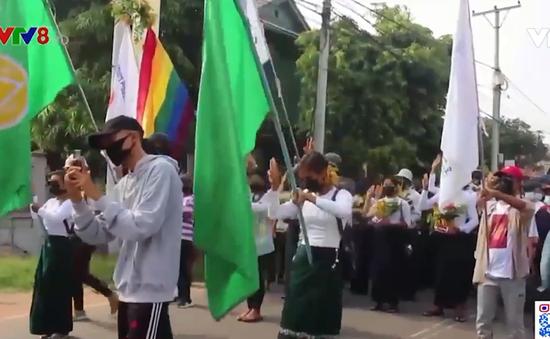 """Myanmar coi """"chính phủ đối lập"""" là nhóm khủng bố"""