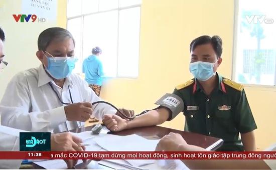 Vững tin hơn khi được tiêm vaccine Covid-19
