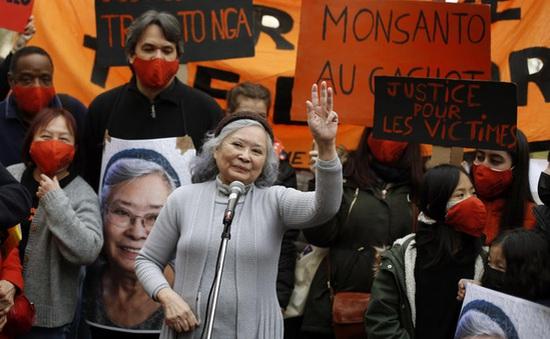Tòa án Pháp bác vụ kiện sử dụng chất độc da cam trong chiến tranh Việt Nam