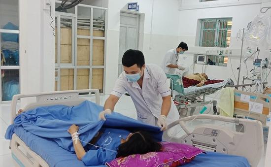 Cứu sản phụ mất máu nguy kịch do sinh con tại nhà
