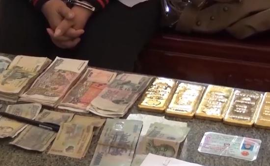 Hành trình triệt phá đường dây vận chuyển trái phép 5kg vàng từ Campuchia về Việt Nam