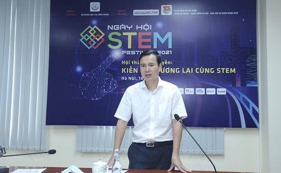 Ngày hội STEM Việt Nam diễn ra theo hình thức trực tuyến