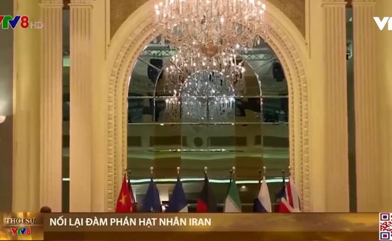 Nối lại đàm phán hạt nhân Iran