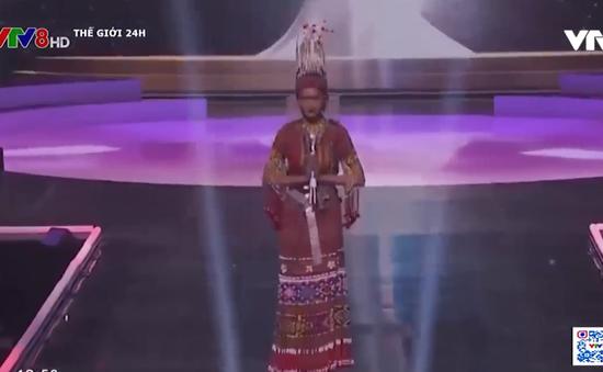 Hoa hậu Myanmar dự thi Miss Universe bác tin bị truy nã