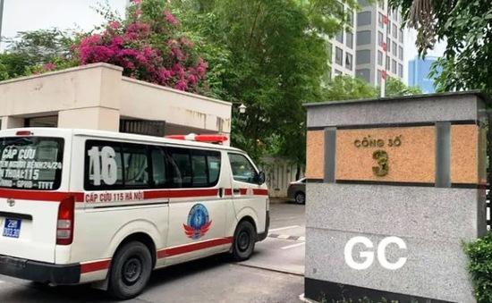 Phong tỏa tạm thời Bộ Tài nguyên - Môi trường do có ca nghi mắc COVID-19