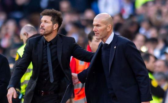 La Liga kết thúc mùa giải: Niềm vui Simeone và nỗi buồn Zidane