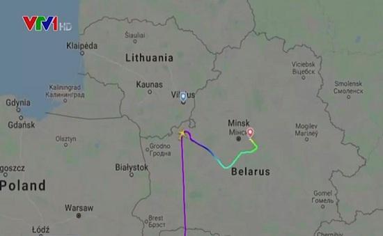 Bất đồng trong vụ ép chuyển hướng máy bay tại Belarus